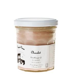 Bougie de Charroux - Chocolat