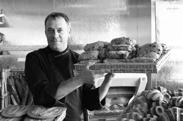 Le chef Arnaud Buronfosse - Fauchon Madeleine