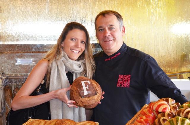 Paris d'épices et le chef Arnaud