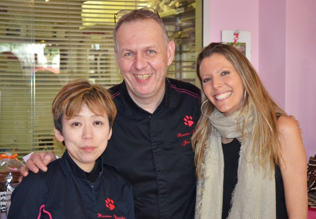 Keiko Orihara, Jean-Marc Rué et Paris d'épices